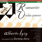 Romantic Violin Pieces