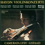 Haydn: Concertos for Violin