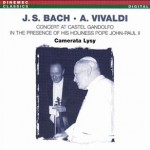 Concertos for Violin & Strings