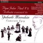 Tribute Concert to Yehudi Menuhin